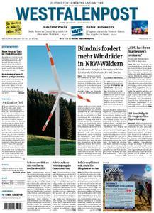 Westfalenpost Wetter - 05. Juni 2019