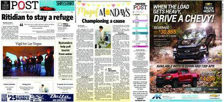The Guam Daily Post – October 09, 2017