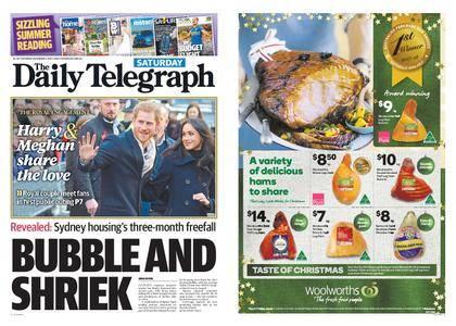 The Daily Telegraph (Sydney) – December 02, 2017