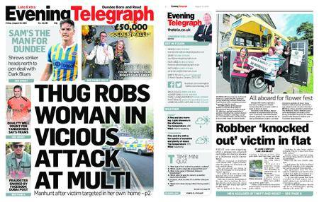 Evening Telegraph Late Edition – August 10, 2018