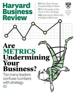 Harvard Business Review USA - September/October 2019