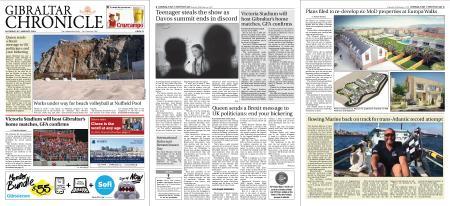 Gibraltar Chronicle – 26 January 2019