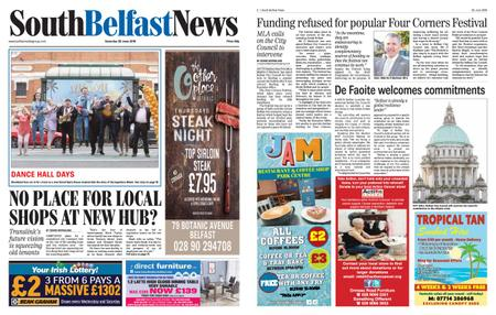 South Belfast News – July 01, 2019