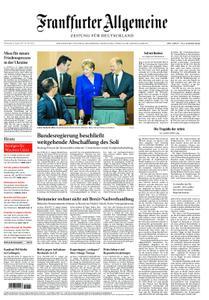 Frankfurter Allgemeine Zeitung F.A.Z. - 22. August 2019