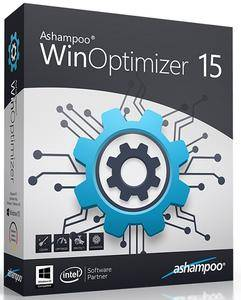 Ashampoo WinOptimizer 15.00.02 Multilingual Portable