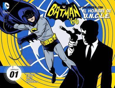 Batman '66 Meets The Man From U.N.C.L.E núm. 1-12