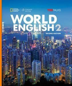 ENGLISH COURSE • World English • Level 2 • Student CD-ROM (2015)