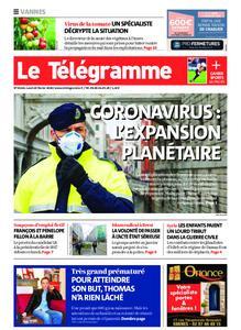 Le Télégramme Vannes – 24 février 2020