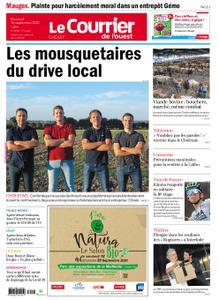 Le Courrier de l'Ouest Cholet – 16 septembre 2020