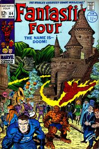 Fantastic Four 084 HD (Mar 1969) c2c