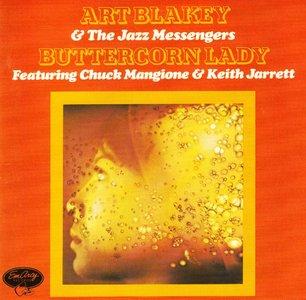 Art Blakey & The Jazz Messengers - Buttercorn Lady (1966) {EmArcy 822 471-2 rel 1986} (ft. Keith Jarrett)