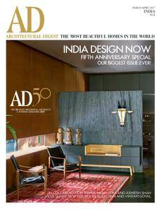 AD Architectural Digest India - March/April 2017
