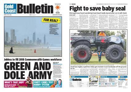 The Gold Coast Bulletin – June 20, 2016