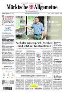 Märkische Allgemeine Westhavelländer - 02. Juli 2018