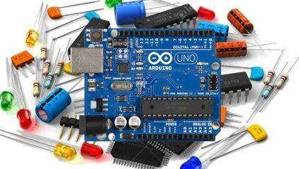 Arduino microcontroller Engineering projects step by step