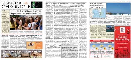 Gibraltar Chronicle – 23 August 2019