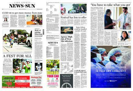 Lake County News-Sun – August 13, 2018