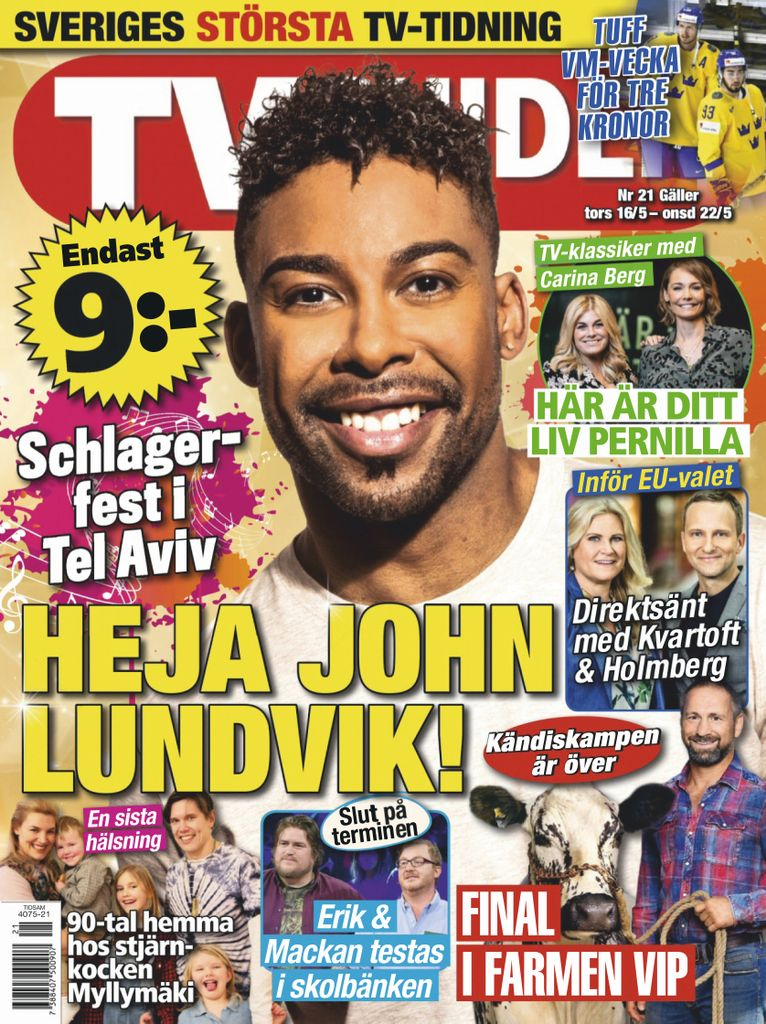 TV-guiden – 16 May 2019