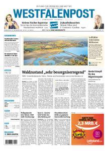Westfalenpost Wetter - 22. November 2018