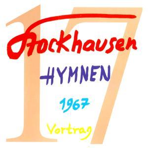 Karlheinz Stockhausen - Text-CD 17 - Hymnen 1967 (2007) {2CD Set Stockhausen-Verlag}
