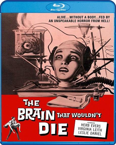 The Brain That Wouldn't Die (1962)