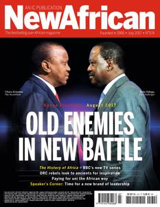 New African - July 2017