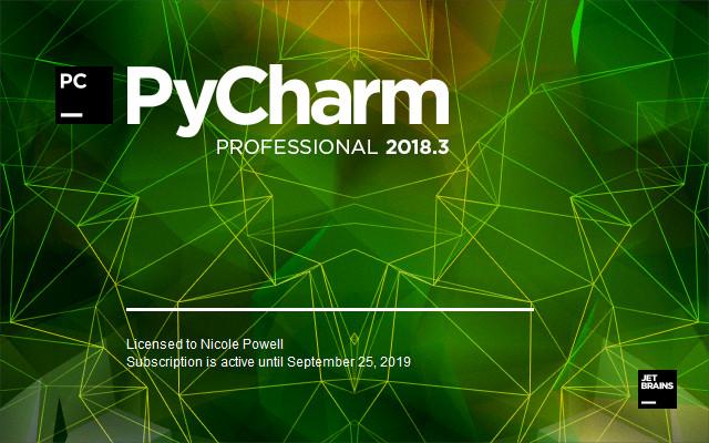 JetBrains PyCharm Professional 2018 3 5 / AvaxHome