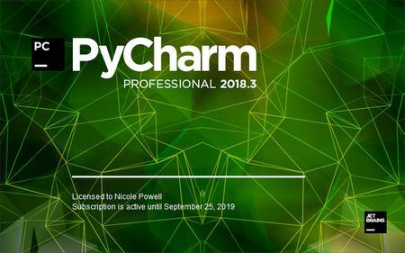 JetBrains PyCharm Professional v2018.3.5 (macOS / Linux)