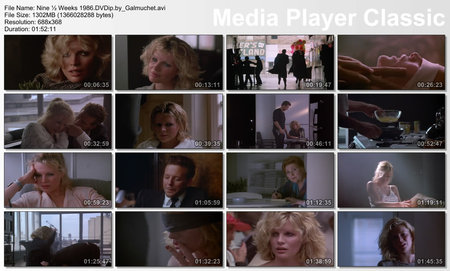 Nine ½ Weeks (1986) Repost