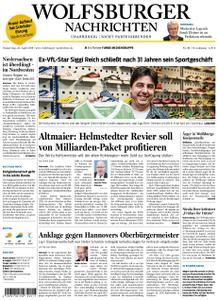 Wolfsburger Nachrichten - Unabhängig - Night Parteigebunden - 25. April 2019