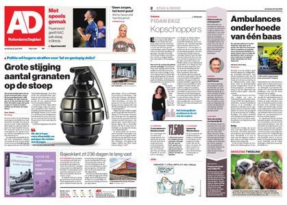 Algemeen Dagblad - Hoeksche Waard – 25 april 2019