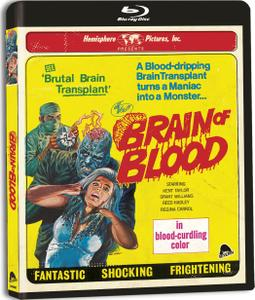 Brain of Blood (1971) + Extras