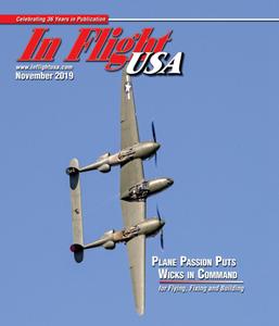 In Flight USA - November 2019