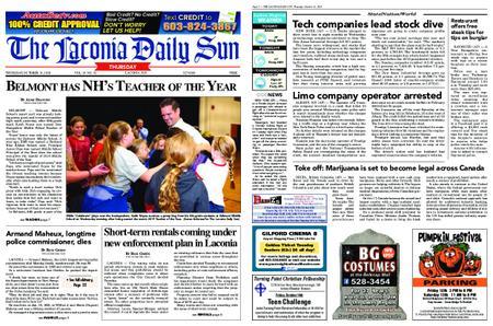 The Laconia Daily Sun – October 11, 2018
