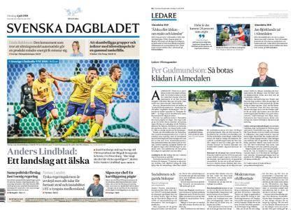 Svenska Dagbladet – 04 juli 2018