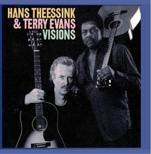 Hans Theessink & Terry Evans - Visions (Remastered) (2008/2015)