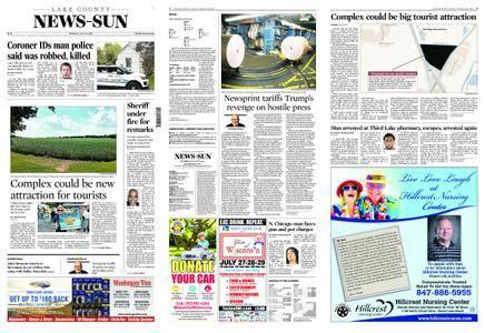 Lake County News-Sun – July 26, 2018
