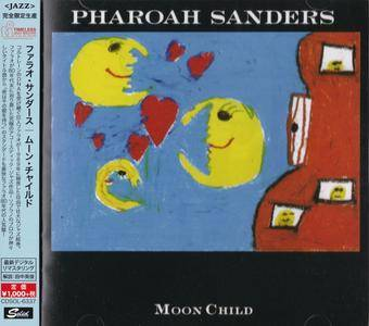 Pharoah Sanders - Moon Child (1989) {2015 Japan Timeless Jazz Master Collection Complete Series CDSOL-6337}