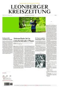 Leonberger Kreiszeitung - 12. Dezember 2019