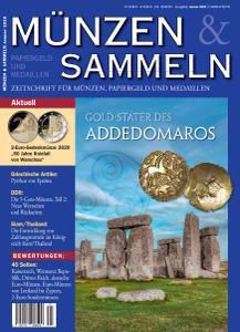 Münzen & Sammeln - Januar 2020