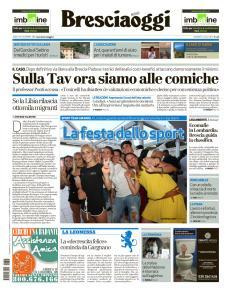 Brescia Oggi - 5 Luglio 2019