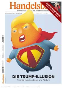 Handelsblatt - 12. Oktober 2018