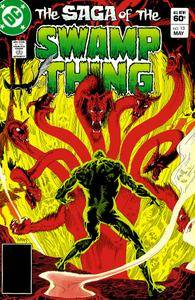 Swamp Thing Part 2 - 1977-1983 [31 of 37] Swamp Thing [1983-05] 013 digital with LP cbz