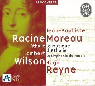 La Simphonie du Marais, Hugo Reyne - Moreau & Racine: La Musique d'Athalie (2001)
