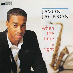 Javon Jackson - When The Time Is Right (1994/2019)