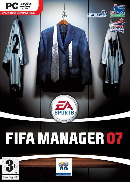 FIFA Manager 07 *CLONEDVD* [PROCYON]