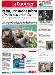 Le Courrier de l'Ouest Angers – 26 mai 2020