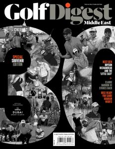 Golf Digest Middle East - January 2019