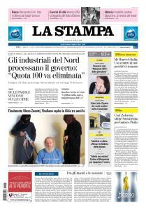 La Stampa Torino Provincia e Canavese - 6 Aprile 2019