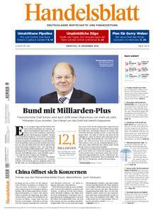 Handelsblatt - 18. Dezember 2018